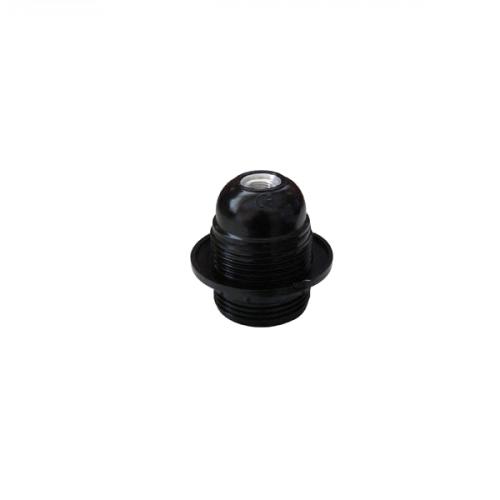 Ντουί E27 βακελίτου με ροδέλα LHB-2701-R1 Colmate