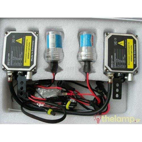 Xenon H4 day light 6000K Hi/Low Gear
