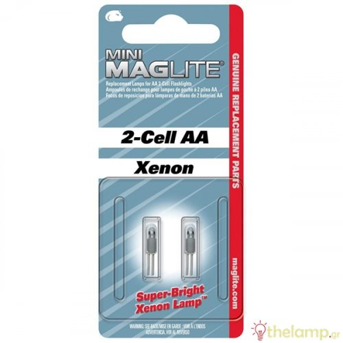 Maglite λάμπα Μ 2 x ΑΑ LM2A001
