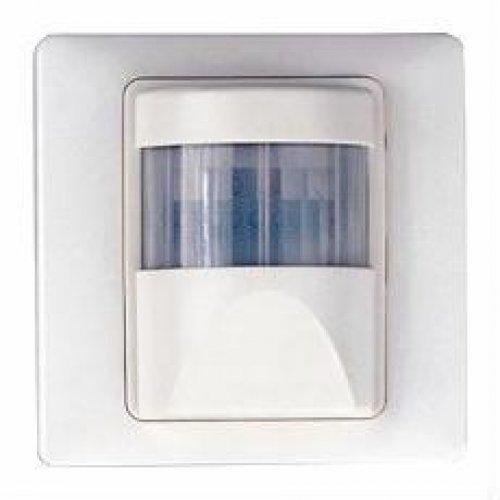 Ανιχνευτής κίνησης χωνευτός λευκός 100W 230V 120° RL-0312 Realsafe