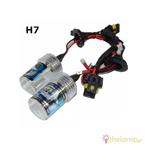 Xenon H7 day light 6000K Gear