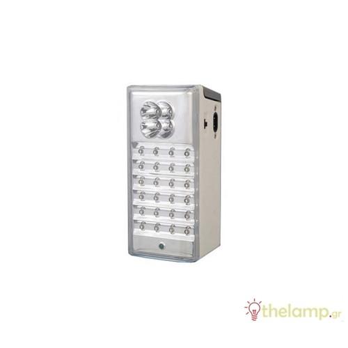 Φωτιστικό ασφαλείας/φακός EML-328
