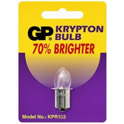 Λαμπάκι 2,4V 0.74AMP Px13.5s krypton GP