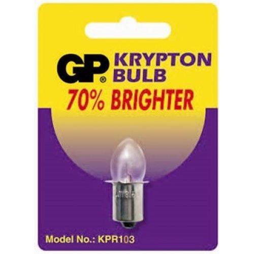 Λαμπάκι 4.8V 0.75AMP Px13.5s krypton GP