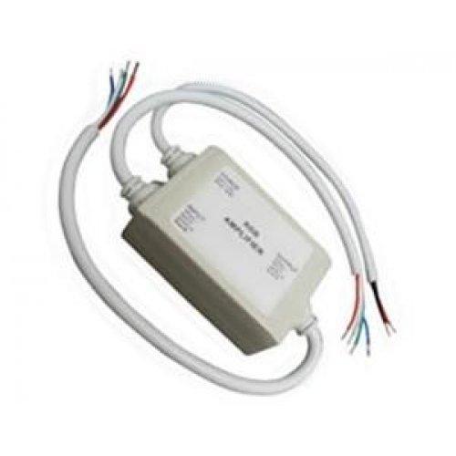 Controller ενισχυτής για led ταινία RGB DC 12V 144W IP65