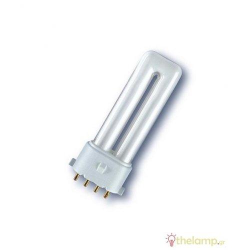 Φθόριο 5W/827 2G7 warm white 2700Κ Osram