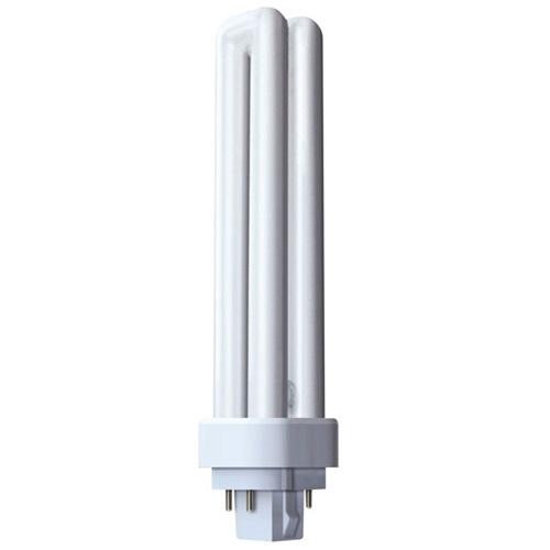 Φθόριο 13W/830 G24Q-1 warm white 3000K Dulux D/E Radium