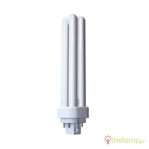 Φθόριο 10W/827 G24D-1 warm white 2700K Dulux D/E Radium