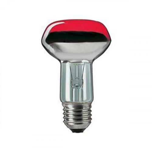 Καθρέπτου 230V 40W E27 R63 κόκκινη General Electric