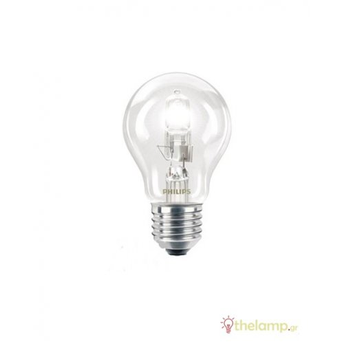 Eco 28W E27 230V διάφανη dimmable Philips