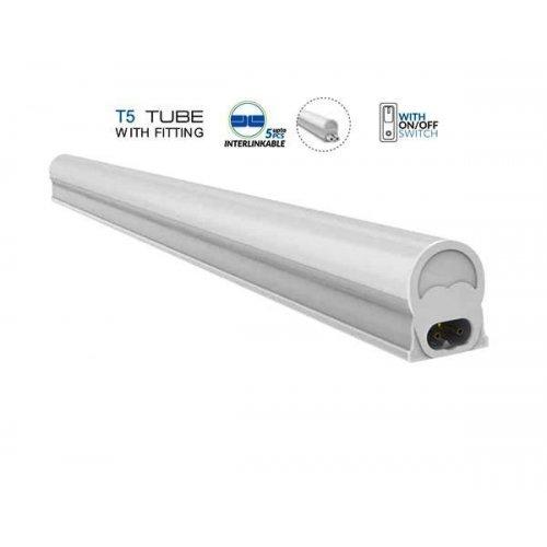 Φωτιστικό led πάγκου 7W 240V 141° warm white 3000K 6169 VT-6073 V-TAC