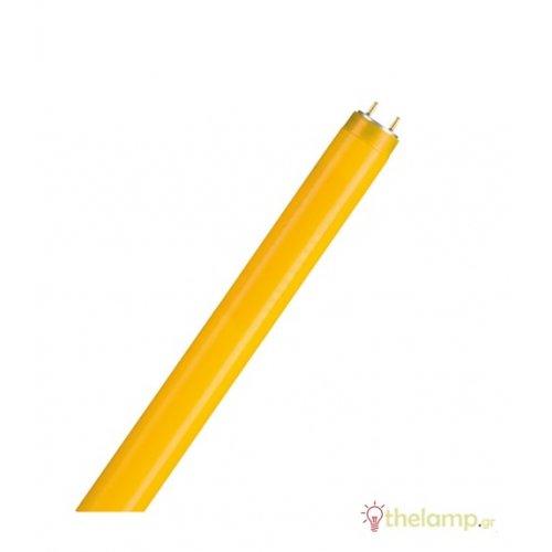 Φθόριο 18W/62 T8 G13 60cm κίτρινη Osram
