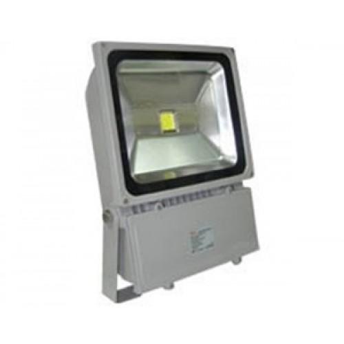Προβολέας led 70W 230V warm white 3200K ασημί/μαύρος ZGETGD285 ZHL