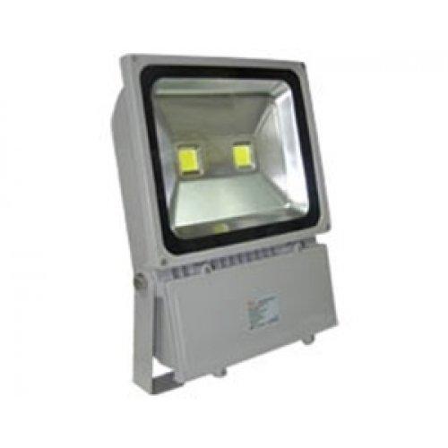 Προβολέας led 100W 230V day light 6500K ασημί/μαύρος ZGETGD285 ZHL