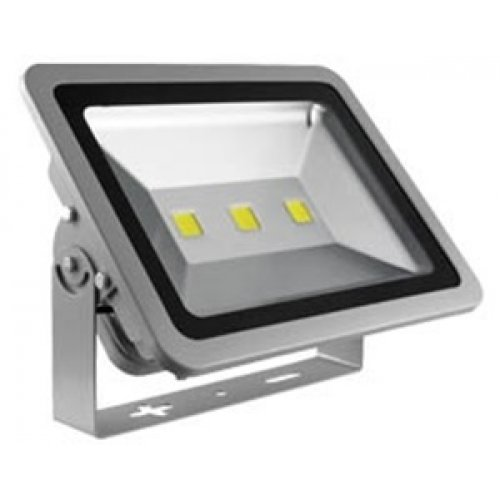 Προβολέας led 150W 230V day light 6500K ασημί/μαύρος ZGETGD426 ZHL