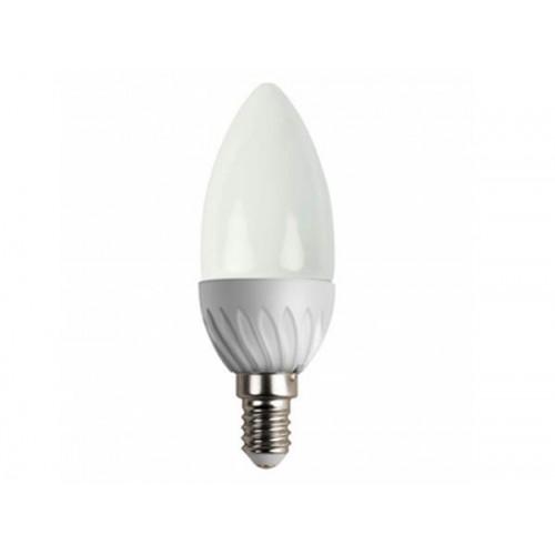 Led κερί C37 3W E14 240V warm white 2700K Toshiba