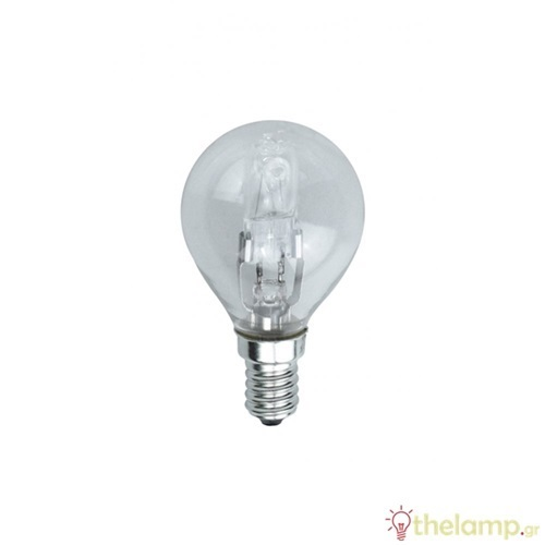 Eco 230V 42W E14 γλομπάκι διάφανη dimmable Φos_me