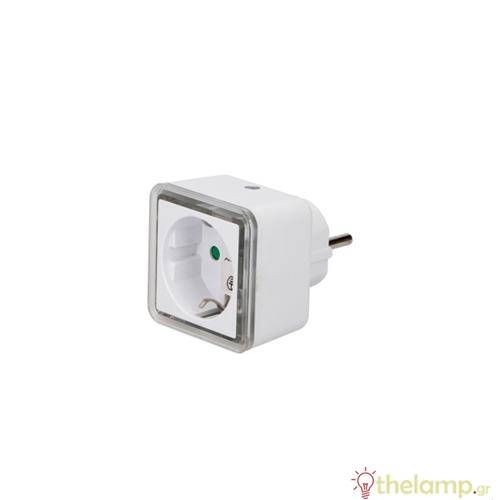 Φωτάκι νυκτός με αισθητήρα κίνησης και πρίζα 05333 Grundig