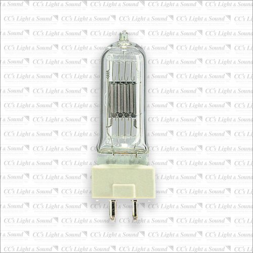 230V 500W GY9.5 warm white 3000K T/25 6820P Philips
