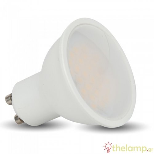 Led GU10 5W 240V warm white 3000K 1685 VT-1975 V-TAC