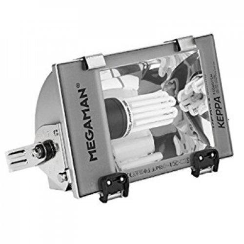 Προβολέας F00601SM E27 IP65 ασημί Megaman