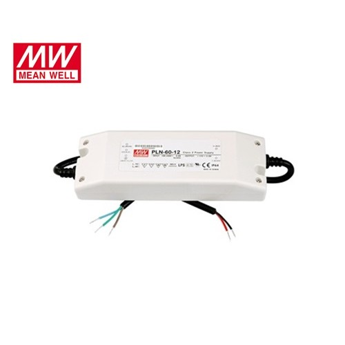 Τροφοδοτικό Led 60W 12V 5.0A PLN60-12 Mean Well