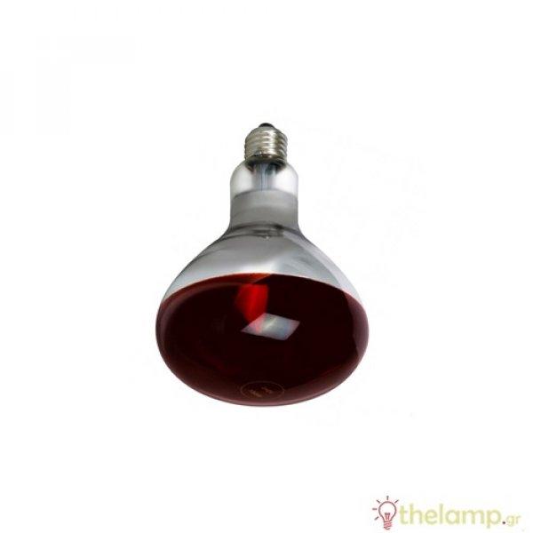 240V E27 150W κόκκινη 91372 General Electric