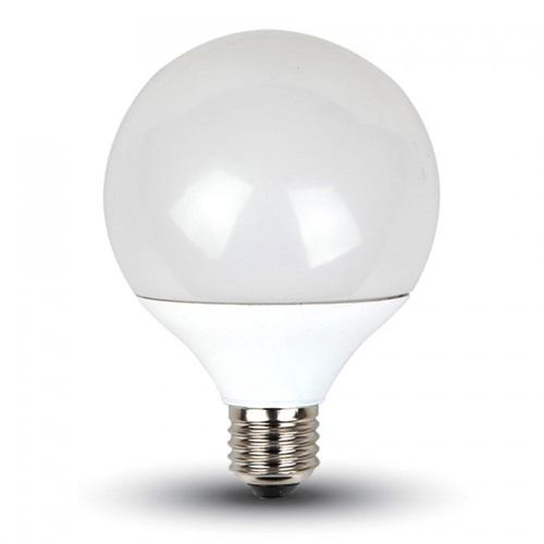 Led γλόμπο G95 10W Е27 240V warm white 3000K dimmable VT-1893D 4279 V-TAC