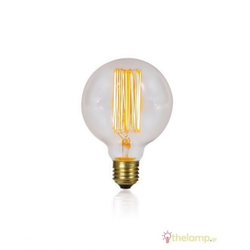 Edison 230V 40W E27 G95-19A νήματος