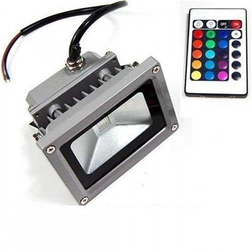 Προβολέας led 30W 230V γκρί/μαύρος RGB ZGCTGD224 ZHL