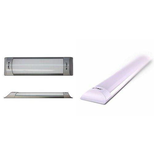 Φωτιστικό led πρισματικό 10W 240V 110° warm white 3000K 4987 VT-8013 IP20 V-TAC