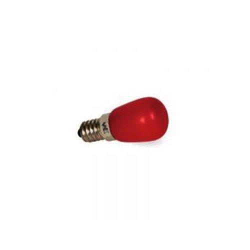 Λαμπάκι led νυκτός 240V 0.5W E14 κόκκινο