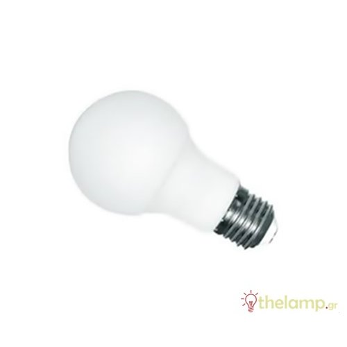 Led κοινή A60 9W E27 220-240V cool white 4000K J&C