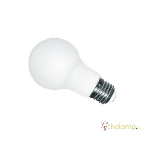 Led κοινή A60 9W E27 220-240V cool white 4000K J C 65344b55496