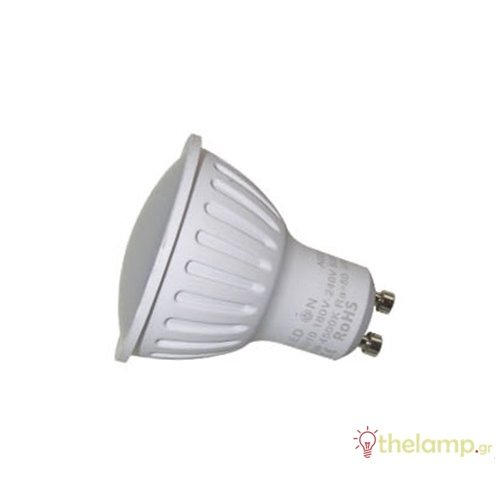 Led GU10 5W 240V 180° day light 6500K LedOn