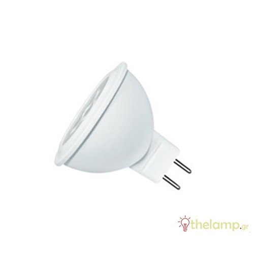 Led σποτ GU5.3 5W MR16 12V warm white 3000K 120° J&C