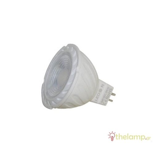 Led σποτ GU5.3 5W MR16 12V cool white 4500K 38° LedOn
