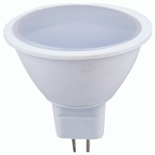 Led σποτ GU5.3 7W MR16 12V plastic warm white 3000K 1688 VT-1977 V-TAC