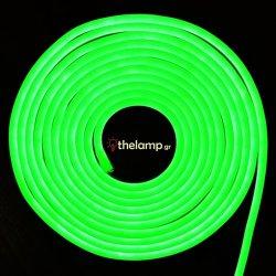 Led ταινία neon flex 24V 120led πράσινο 2517 VT-2835 V-TAC