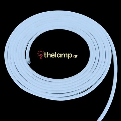 Led ταινία neon flex 24V 120led cool white 4000K 2514 VT-2835 V-TAC