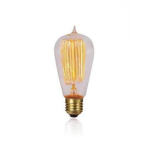 Edison 230V 40W E27 ST58-19A νήματος
