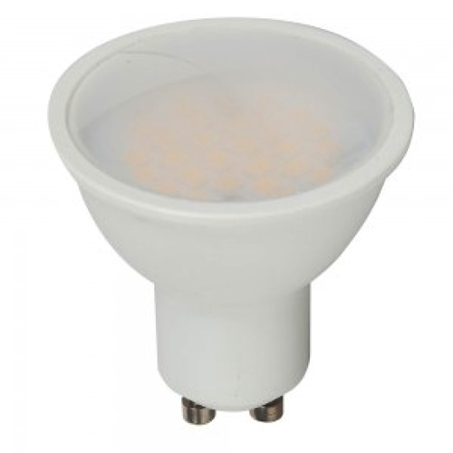 Led GU10 7W 240V warm white 3000K 1682 VT-2779 V-TAC