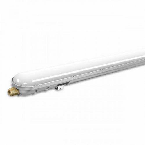 Φωτιστικό led σκαφάκι αδιάβροχο 36W 240V 120cm 120° day light 6000K 6201 VT-1248 IP65 V-TAC
