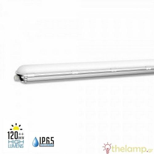 Φωτιστικό led αδιάβροχο 70W 240V 120° cool white 4000K 6266 VT-1573 IP65 V-TAC