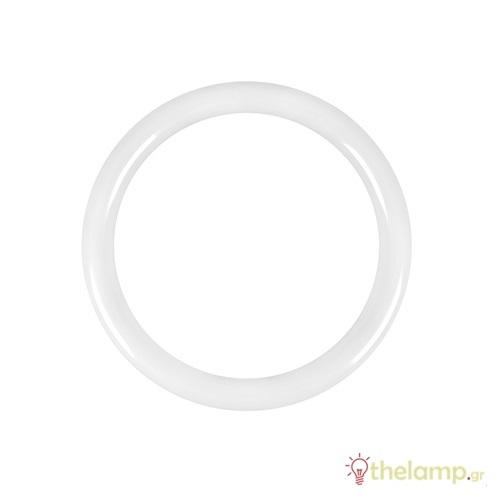 Led κυκλική 20W T9 G10Q 220-240V warm white 3000K 180° VK/05100/W