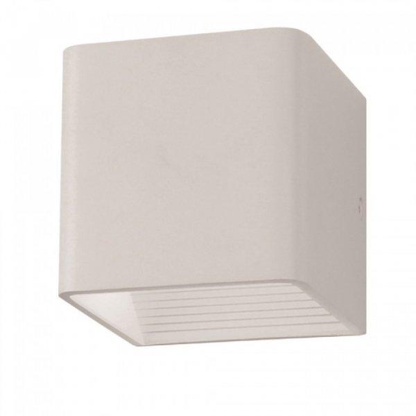 Led φωτιστικό τοίχου 5W 110-240V 120° cool white 4000K λευκό 7095 VT-758 V-TAC