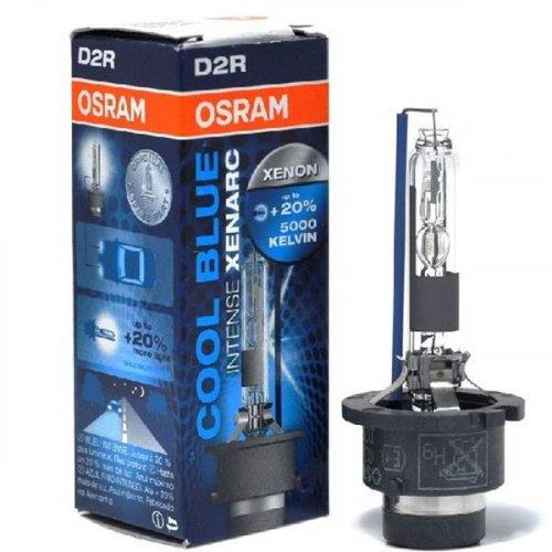 Osram 85V 35W P32d-3 D2R +20% xenon cool blue 66250CBi