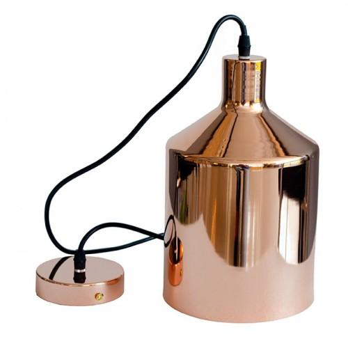 Φωτιστικό κρεμαστό σφυρήλατο ροζ χρυσό 3706 VT-8175 V-TAC