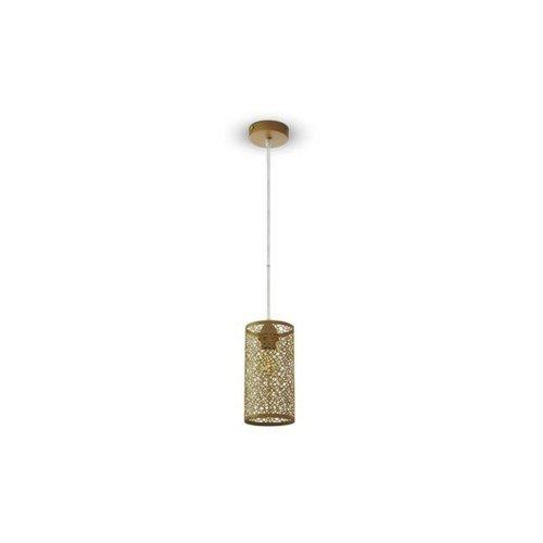 Φωτιστικό κρεμαστό μεταλλικό χρυσό 3824 VT-7131 V-TAC