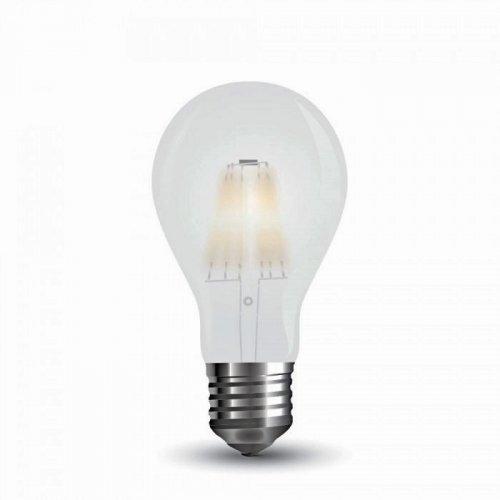 Led filament A67 10W E27 240V frost cover cool white 4000K 7153 VT-2023 V-TAC